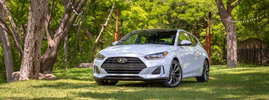 How Powerful is the 2019 Hyundai Veloster?