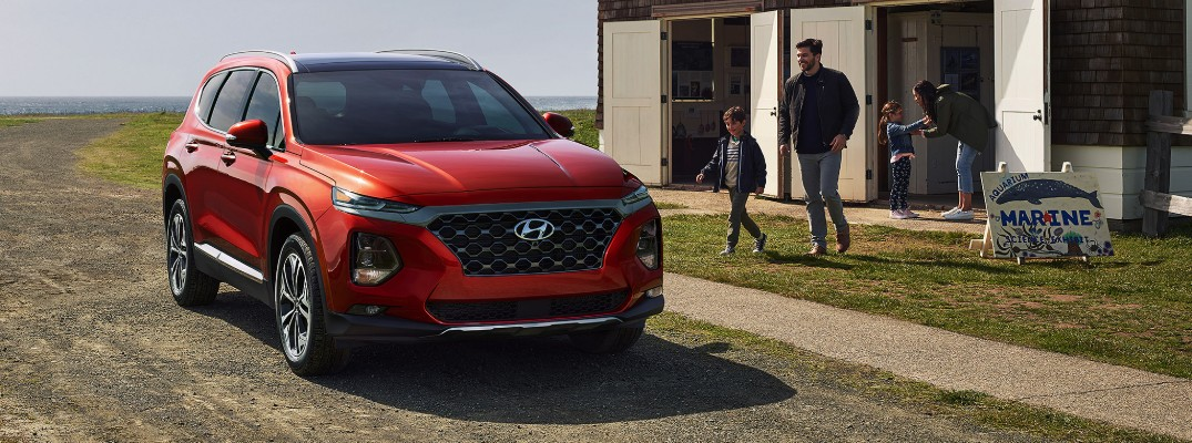 Recommended Oil Type For The 2019 Hyundai Santa Fe Coastal