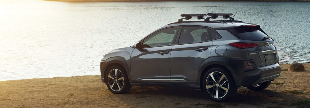 2019 Hyundai Kona on Beachfront