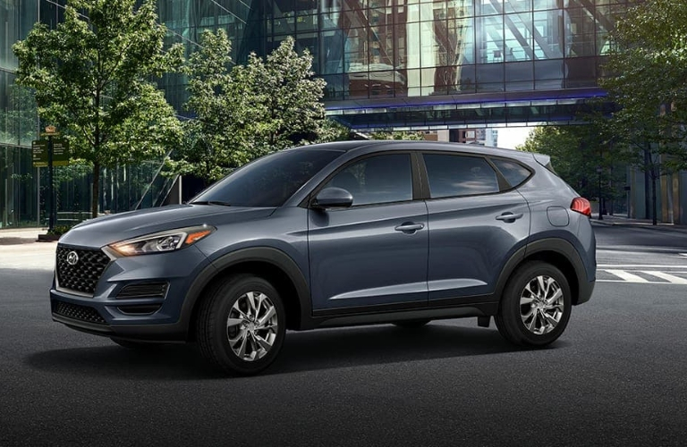 what colors does the 2019 hyundai tucson come in