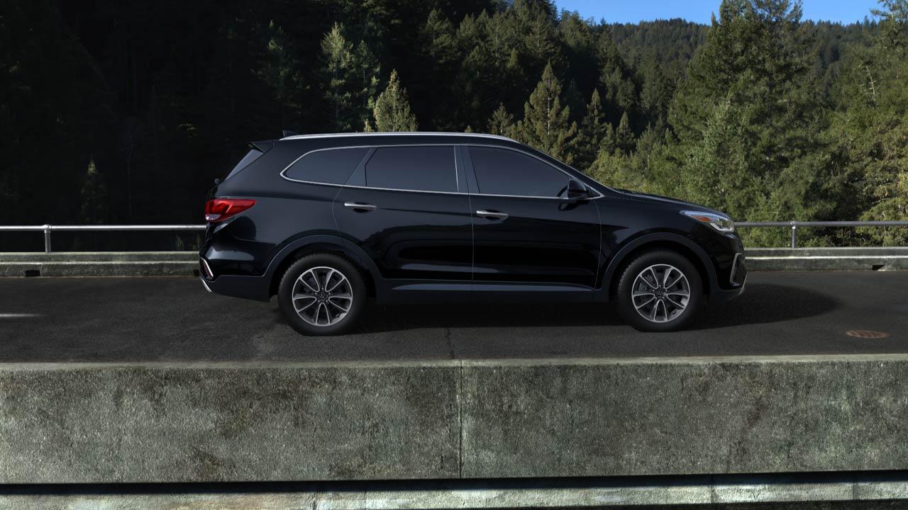 2019 Hyundai Santa Fe XL Becketts Black
