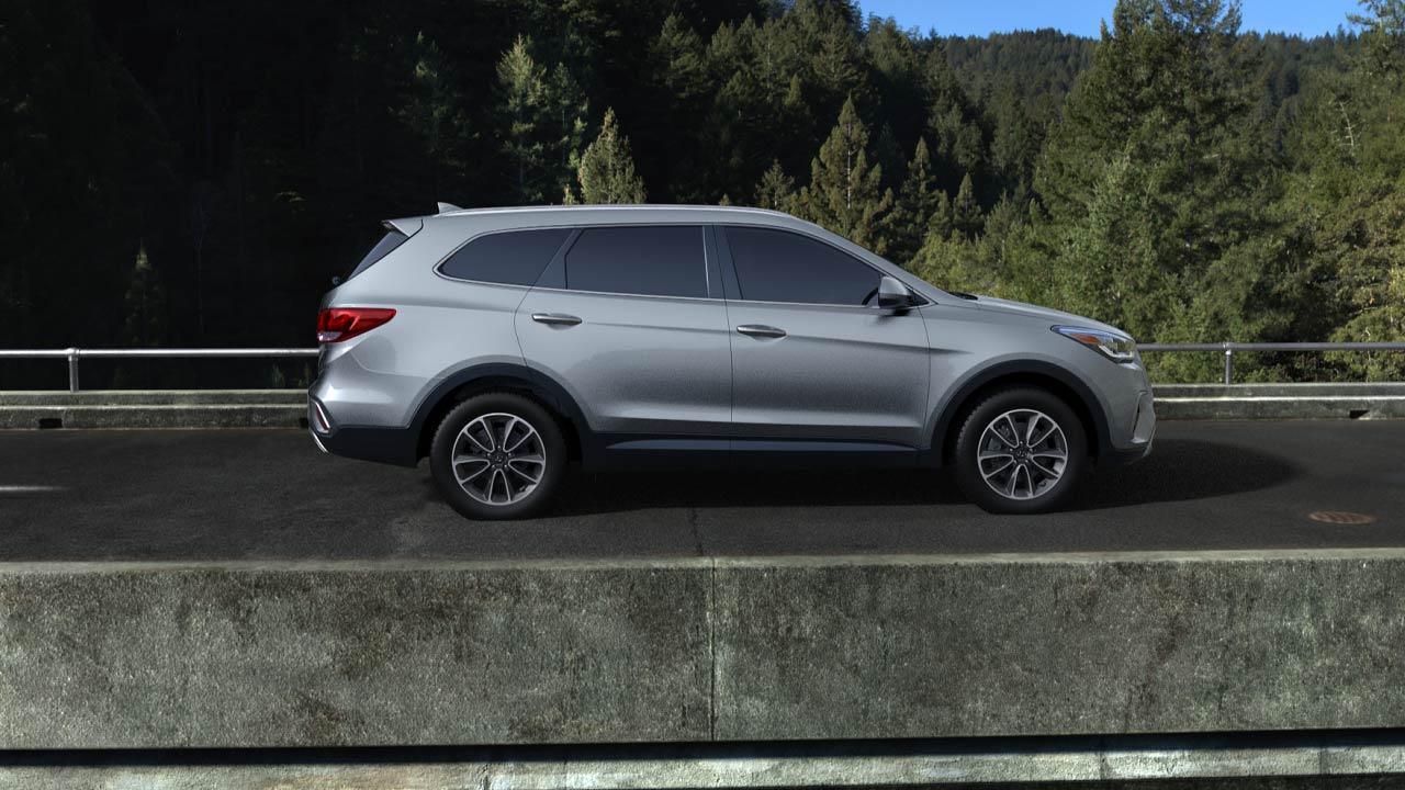 2019 Hyundai Santa Fe XL Circuit Silver