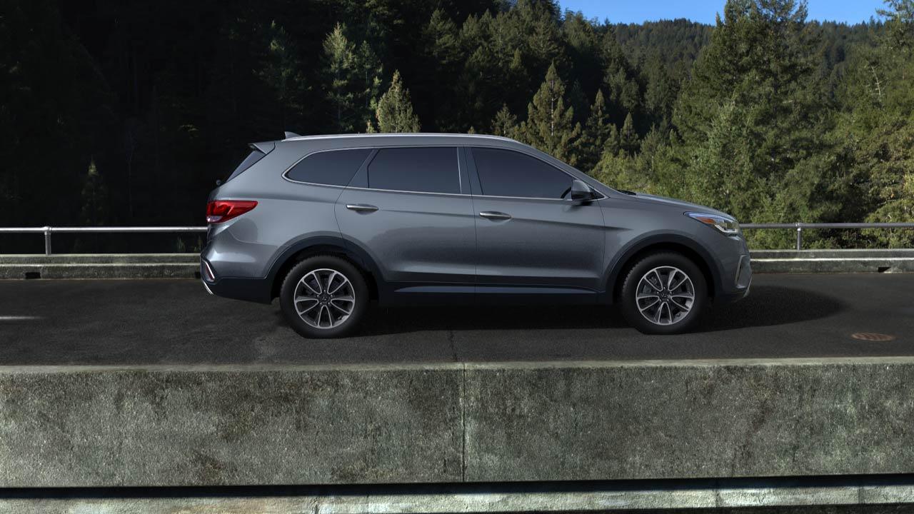 2019 Hyundai Santa Fe XL Iron Frost
