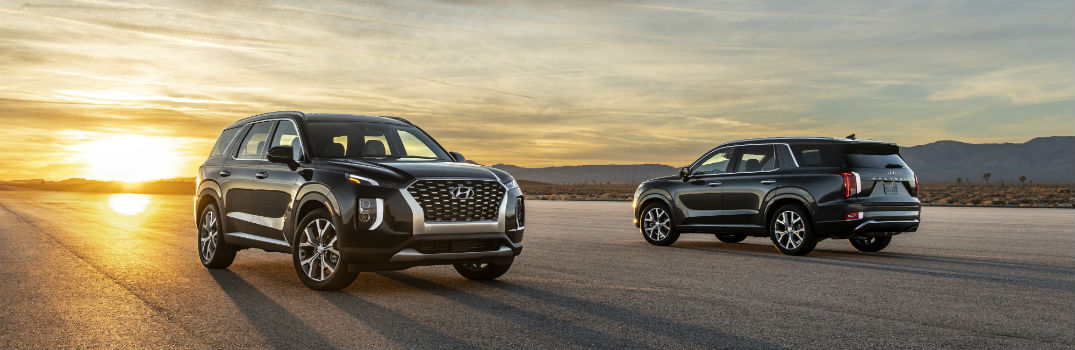 When will the 2020 Hyundai Palisade be released?