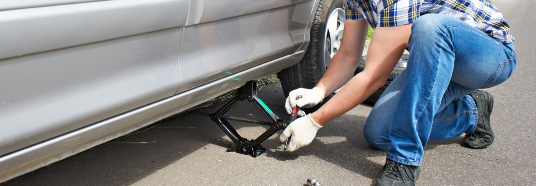 Tools Needed to Change a Flat Tire