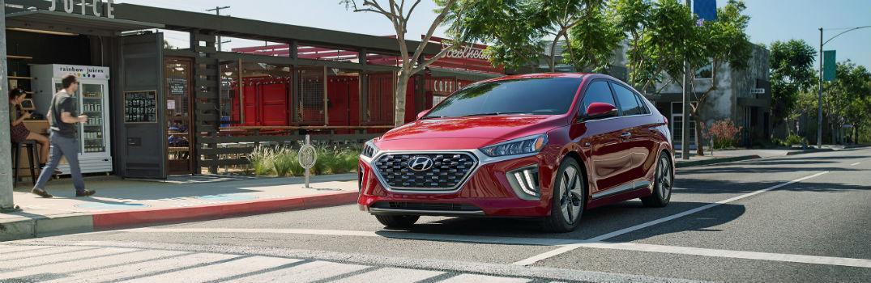 2020 Hyundai Ioniq Hybrid Release Date