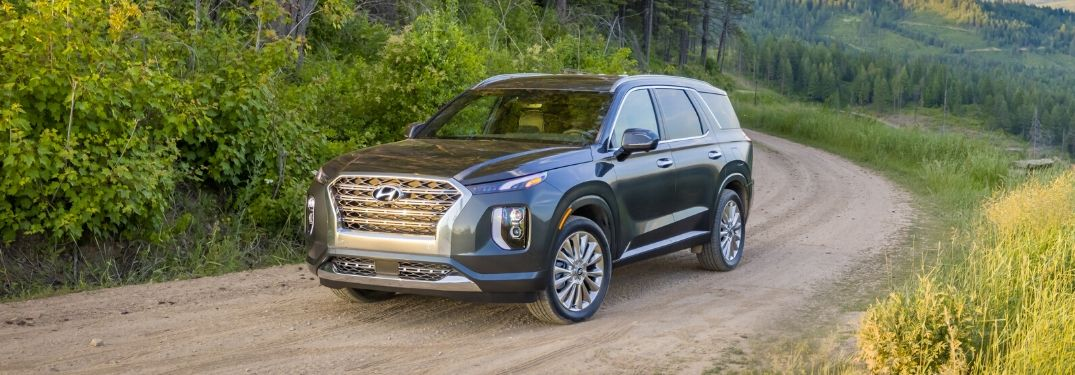 The Hyundai Palisade is earning praise