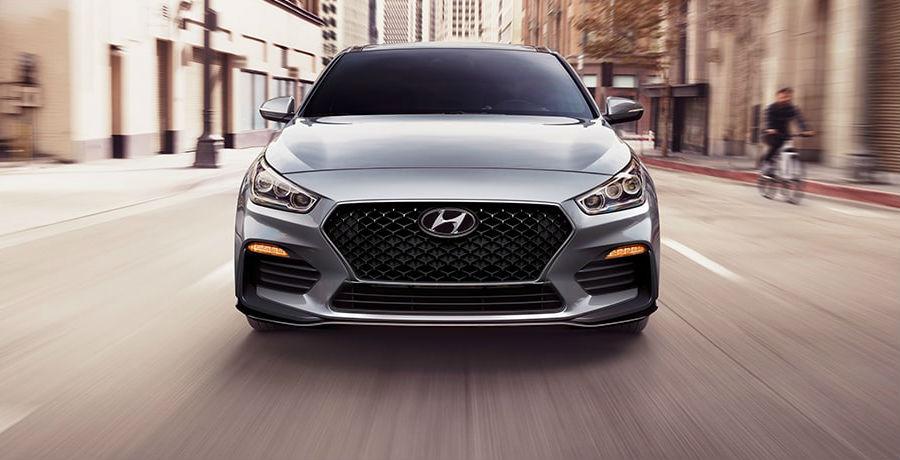 2020 Hyundai Elantra GT Exterior Front Fascia