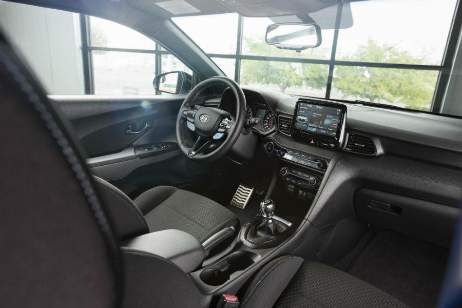 2020 Hyundai Veloster N Interior Cabin Dashboard