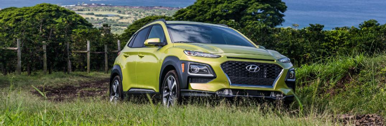 What's new in the 2020 Hyundai Kona?