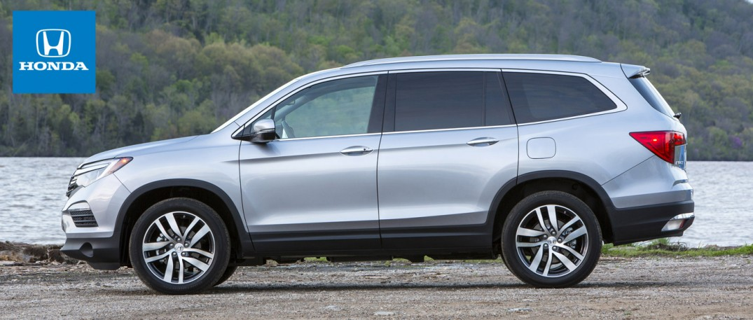 2016 Honda Pilot trims, features