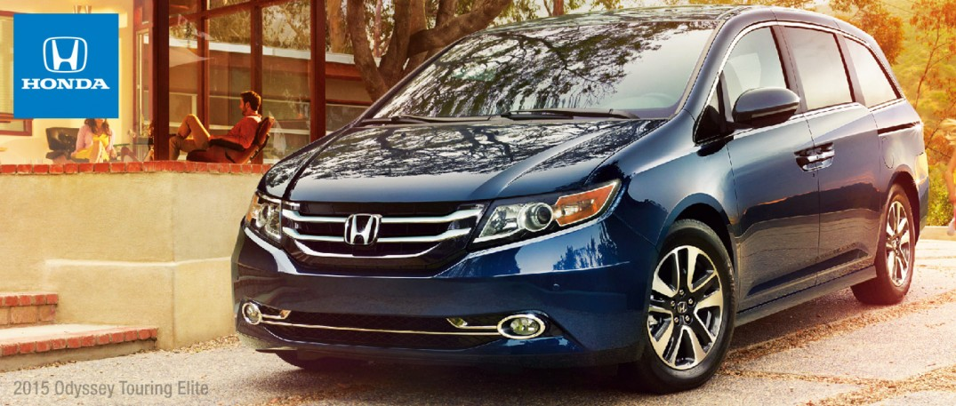 changes for the 2016 Honda Odyssey