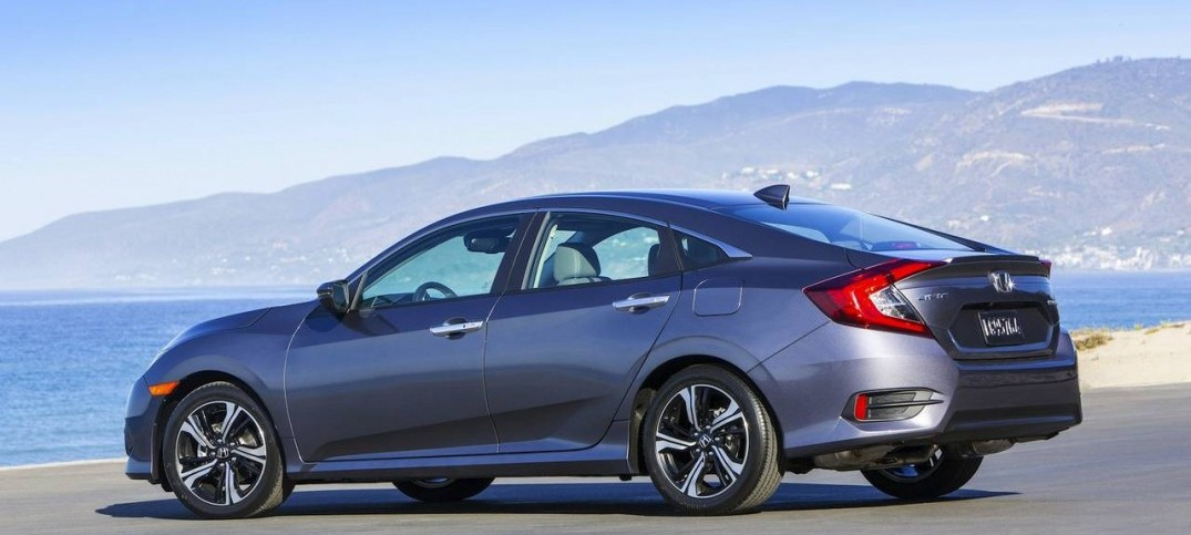 2016 Honda Civic safety features and engine options