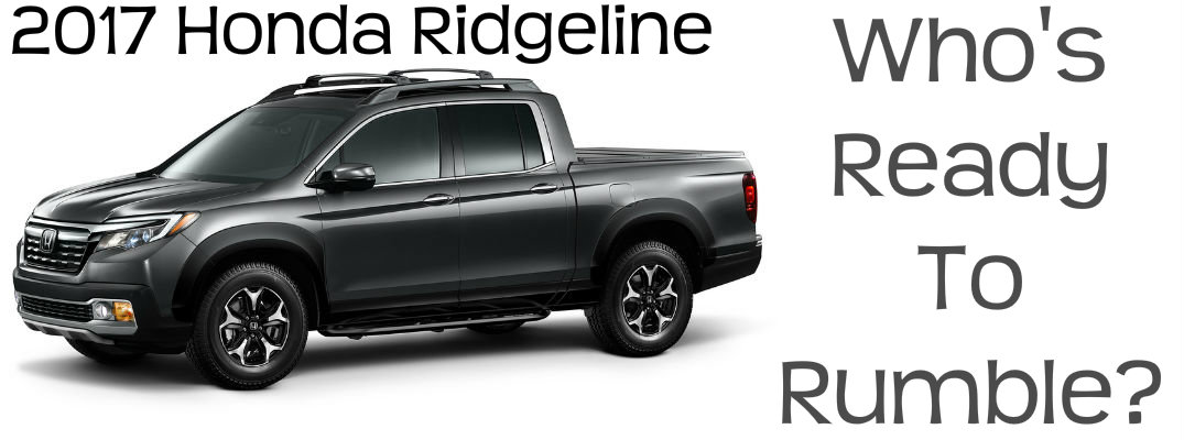 2017 Honda Ridgeline Parts and Accessories