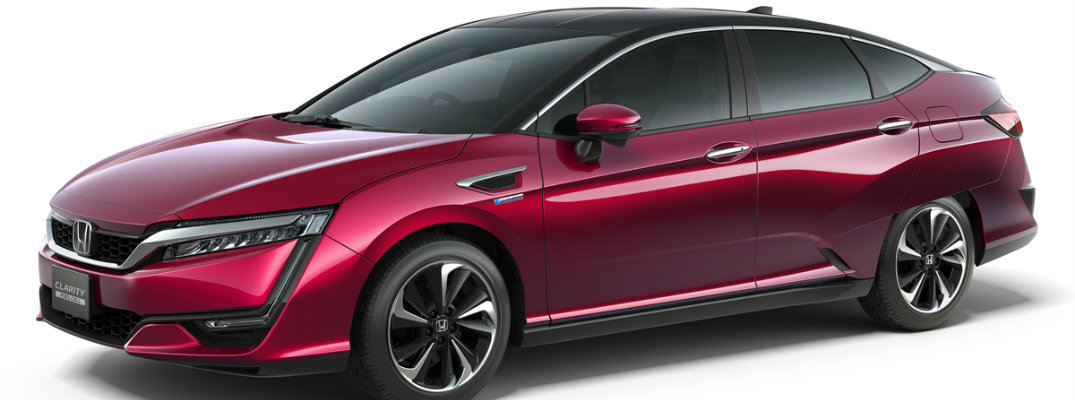 Differences in the 2017 Honda Clarity Models