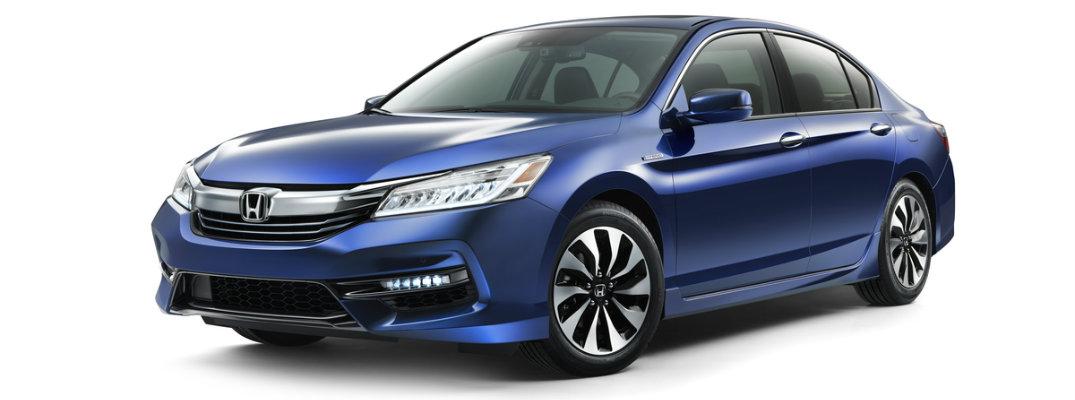 2017 Honda Accord Hybrid Features and Upgrades