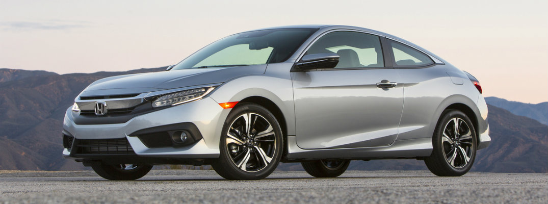 how safe is the 2016 honda civic coupe