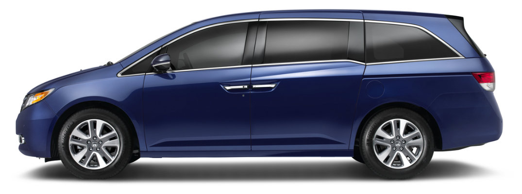 2016 Honda Odyssey Singing Commercial