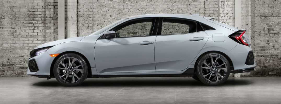 2017 Honda Civic Hatchback Safety Features