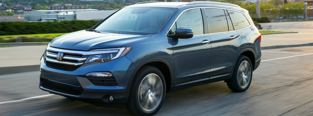 2017 Honda Pilot Changes and Release Date