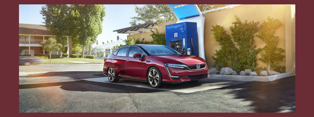 2017 Honda Clarity Fuel Cell Range and Fuel Economy