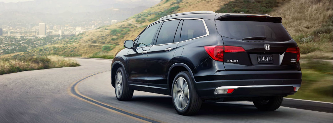 Three Row SUVs Don't Get Better than the Honda Pilot