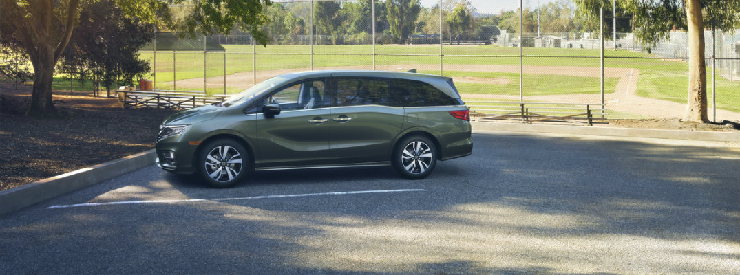 The 2016 Honda Odyssey And Hondavac Pla