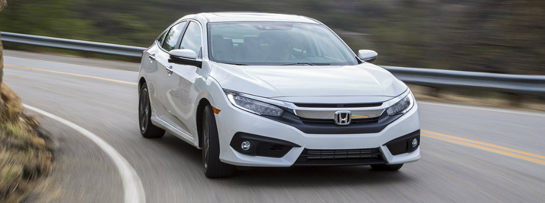 2017 Honda Civic fuel efficiency and driving range