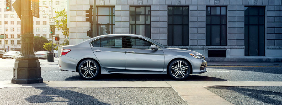 2017 Honda Accord available exterior color options