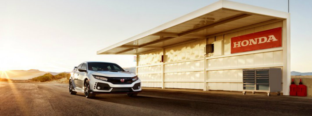 2017 Honda Civic Type R new features and release date