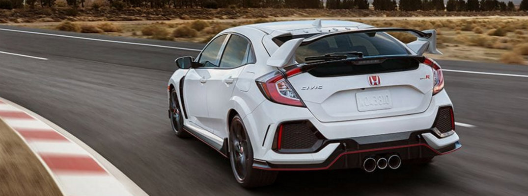 2017 Honda Civic Type R sets land speed record