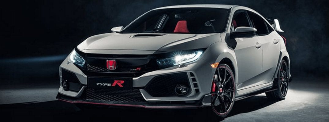 First Honda Civic Type R model to be auctioned ahead of release