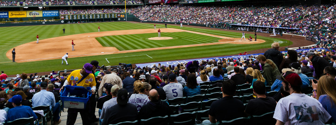 Best places to watch the Rockies in Denver CO