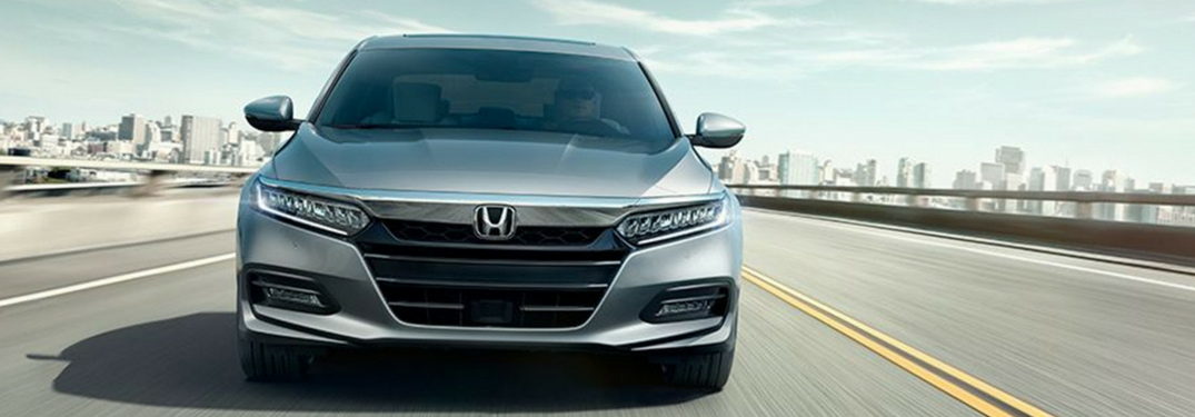 2018 honda accord touring driving