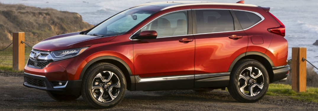 2018 honda cr-v full view from side