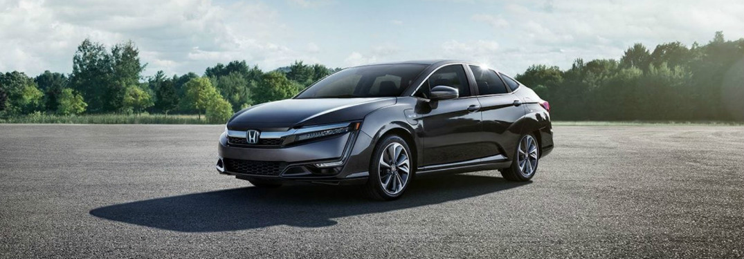 2018 honda clarity plug-in hybrid full view