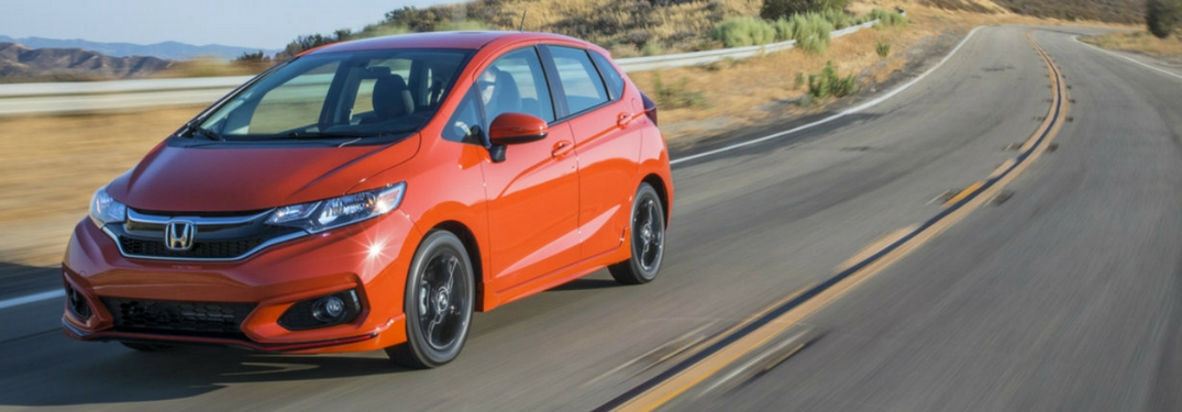 How much Cargo Capacity does the new 2019 Honda Fit offer?