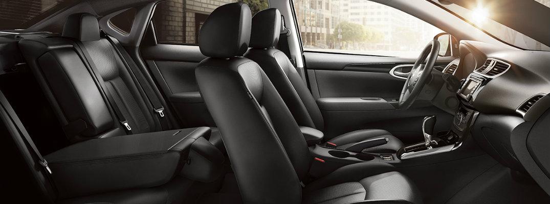 2018 Nissan Sentra Folded Rear Seat 1075o Planet Nissan