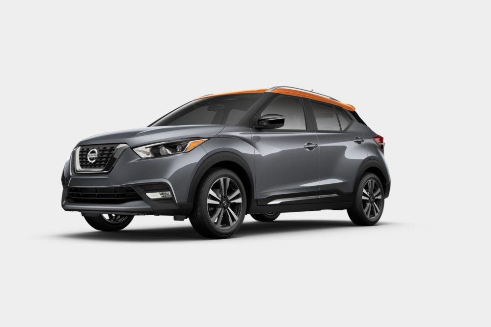 Explore Standard And Available 2018 Nissan Kicks Exterior