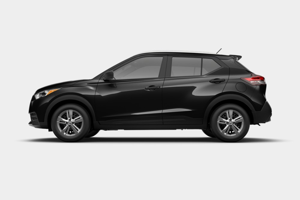 Explore Standard And Available 2018 Nissan Kicks Exterior Color Options