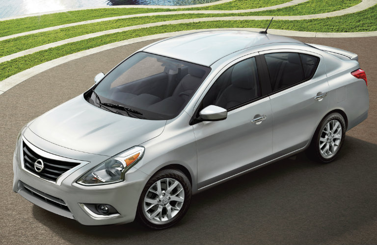 2019 Nissan Versa Sedan Pricing and New Technology Options