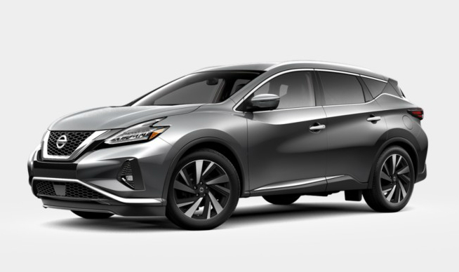 2019 Nissan Murano Color Options Exterior And Interior
