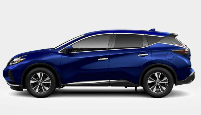 2019 Nissan Murano Platinum, Price, Colors >> 2019 Nissan Murano Color Options Exterior And Interior