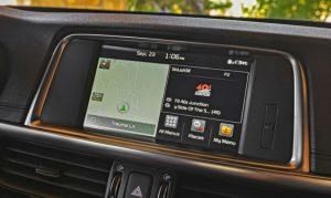 2018 Kia Optima Interior 7 inch dashboard touchscreen