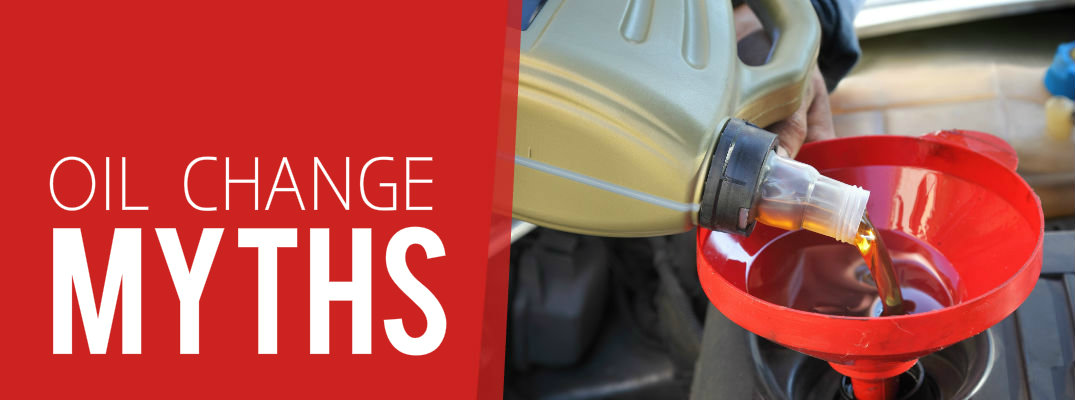3 common oil change myths busted
