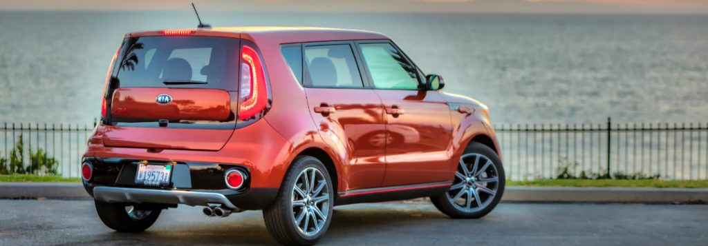 Get Burnt Orange 2020 Kia Soul Colors