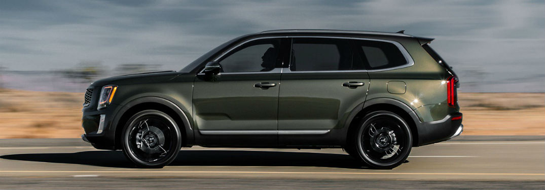 Check Out the Available Options of the 2020 Kia Telluride