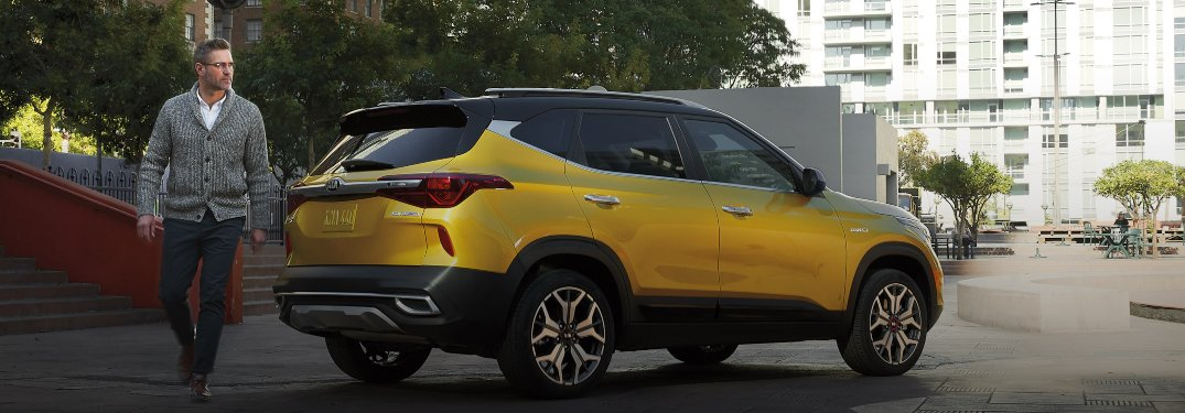 How Many Engine Options are Available for the 2021 Kia Seltos?