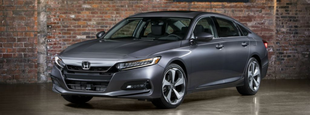 2018 Honda Accord Touring features