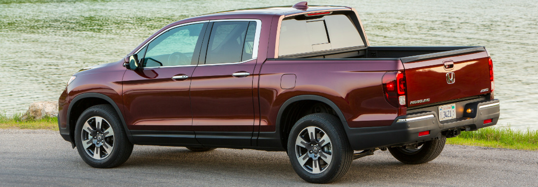 2019 Honda Ridgeline Pricing And New Features